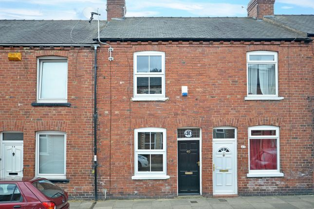 Thumbnail Terraced house for sale in Brunswick Street, York
