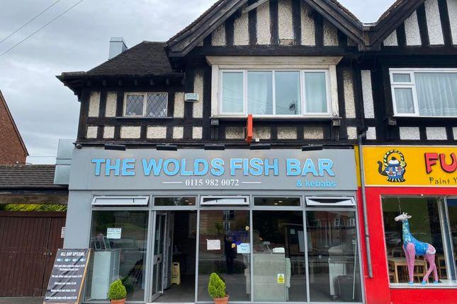 Thumbnail Restaurant/cafe for sale in Loughborough Road, West Bridgford, Nottingham
