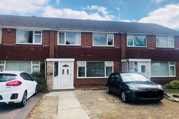 Thumbnail Terraced house to rent in Stapleford, Nottingham