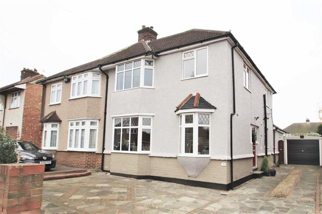 Thumbnail Semi-detached house to rent in Keswick Road, Bexleyheath, Kent