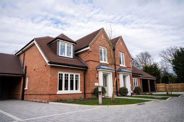 Thumbnail Semi-detached house for sale in Flexlands Place, Chobham, Woking, Surrey