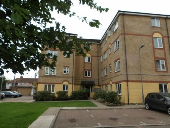 Thumbnail Flat for sale in Culpepper Close, Edmonton, London