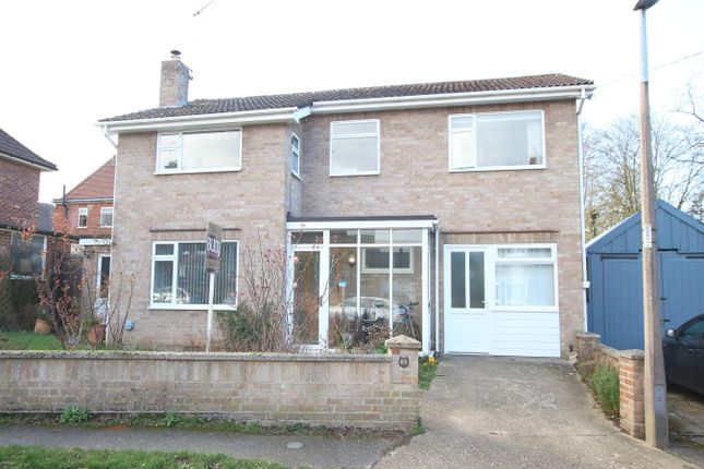Thumbnail Detached house for sale in Unity Road, Stowmarket