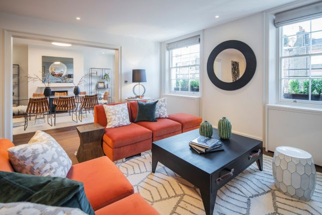 Thumbnail Flat to rent in Devonshire Place, Marylebone, London