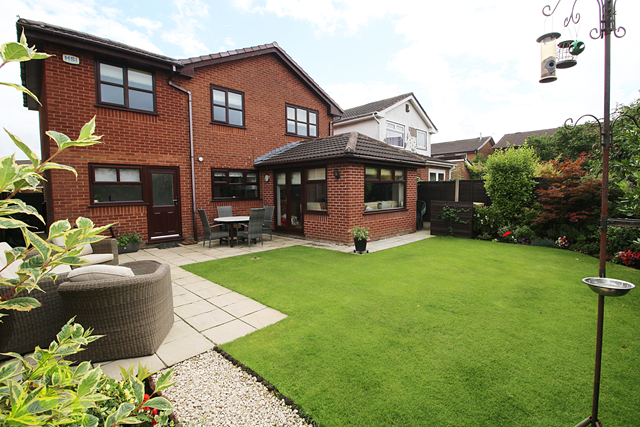 Thumbnail Detached house for sale in Firethorn Close, Westhoughton