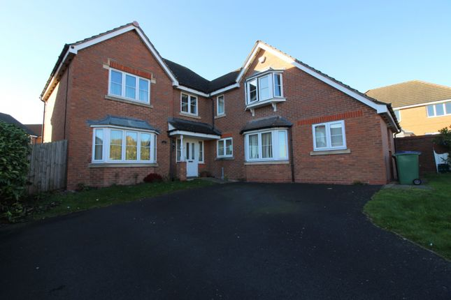 Thumbnail Detached house for sale in Horseley Road, Tipton, West Midlands