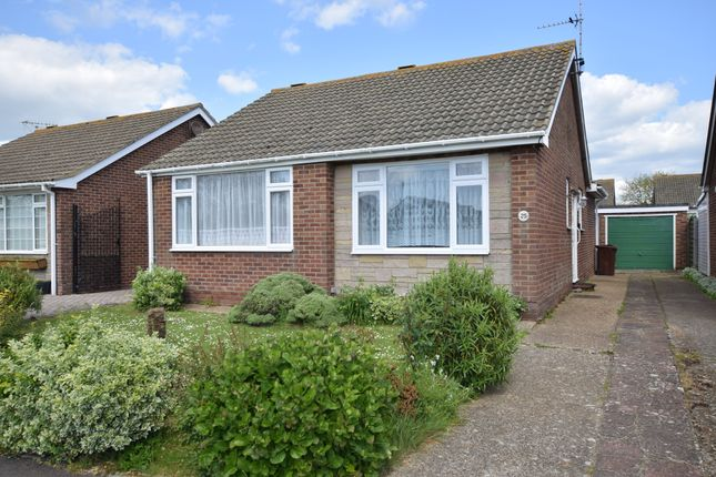 Thumbnail Detached bungalow for sale in Waverley Gardens, Pevensey Bay