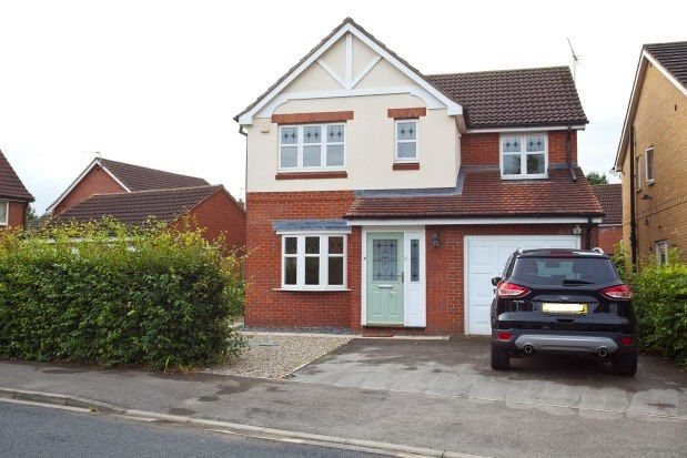 4 bed detached house to rent in Sails Drive, York YO10