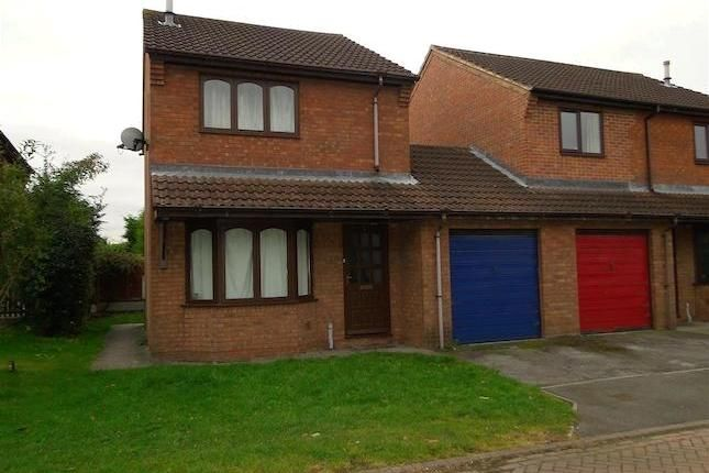 Thumbnail Link-detached house to rent in The Lidgett, Epworth