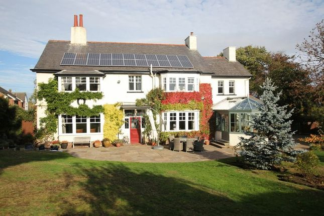 Thumbnail Detached house for sale in Black Horse Hill, West Kirby, Wirral