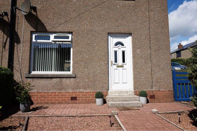 Entrance of Dean Avenue, Dundee DD4