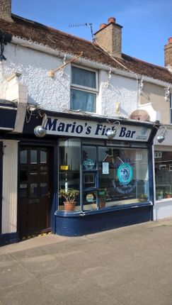 Thumbnail Retail premises for sale in Deal, Kent