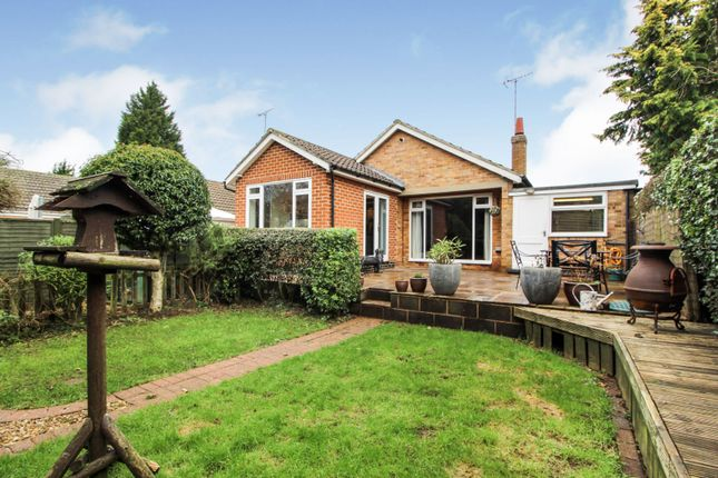 Thumbnail Detached bungalow for sale in Valley Road, Radcliffe On Trent