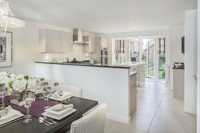 """Thumbnail Detached house for sale in """"Moorecroft"""" at Langmore Lane, Lindfield, Haywards Heath"""