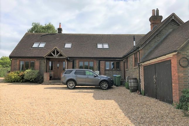 Thumbnail Detached house to rent in Byfleets Lane, Warnham, Horsham