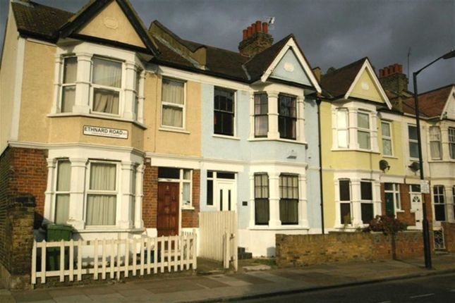 Thumbnail Property to rent in Ethnard Road, London