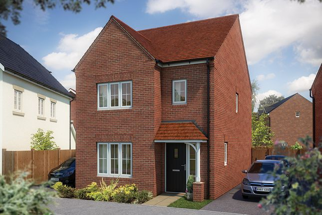 """Thumbnail Semi-detached house for sale in """"The Cypress"""" at St. James Way, Biddenham, Bedford"""