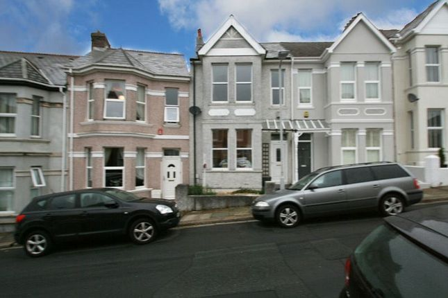 Thumbnail Terraced house to rent in Holland Road, Peverell, Plymouth