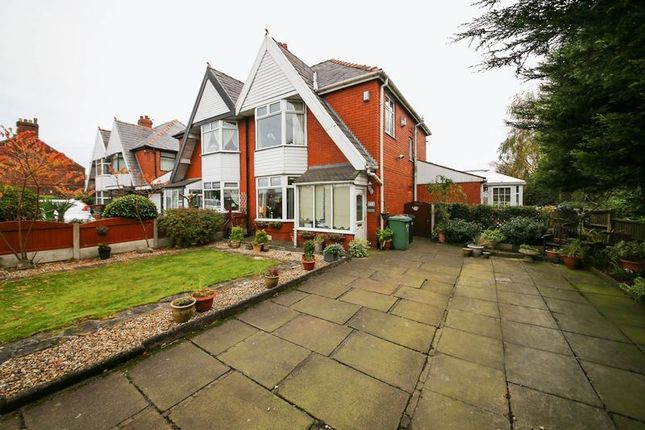 Thumbnail Semi-detached house for sale in Warrington Road, Wigan
