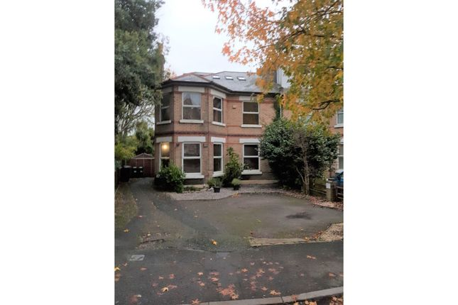 Thumbnail Flat for sale in 25 Alumhurst Road, Bournemouth