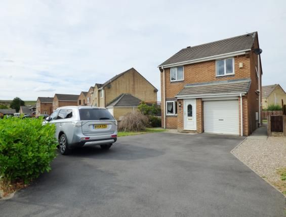 Thumbnail Detached house for sale in The Meadows, Dove Holes, Buxton, Derbyshire