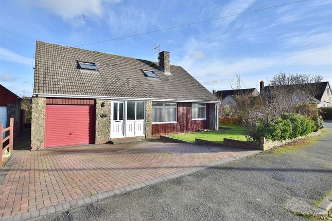 4 bed detached bungalow for sale in Glenover Park, Haverfordwest SA61