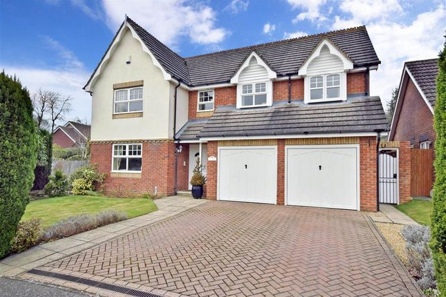 Front of Larkspur Way, Southwater, Horsham, West Sussex RH13