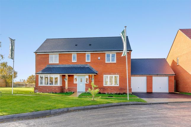 Detached house for sale in The Ashbury, Ashleworth, Glos