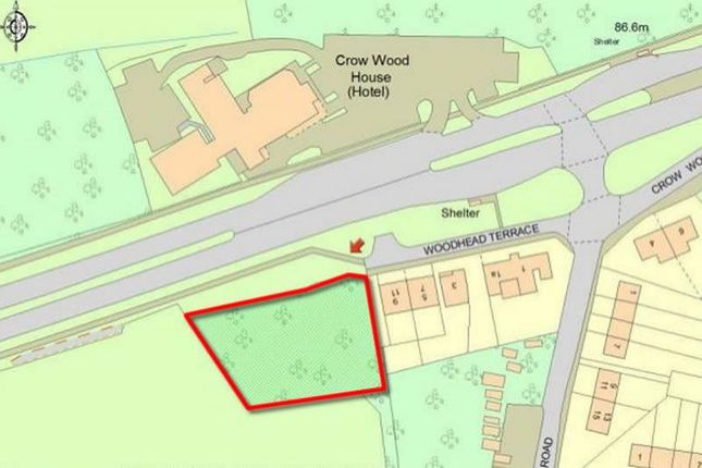 Thumbnail Land for sale in Site At Woodhead Terrace, Chryston, Glasgow G699Bp