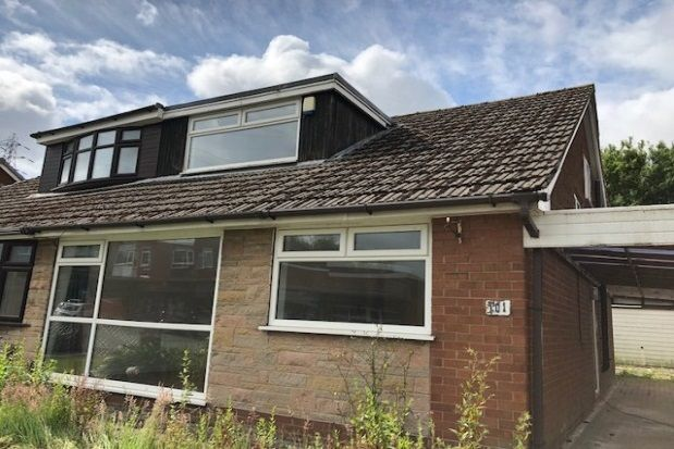 Thumbnail Property to rent in Cathedral Road, Chadderton