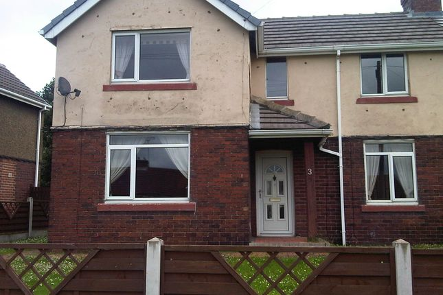 Thumbnail Semi-detached house to rent in Rother Crescent, Treeton, Rotherham