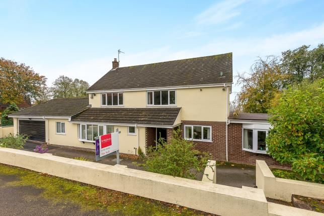 Thumbnail Detached house for sale in Cherry Orchard, Stone, Staffordshire