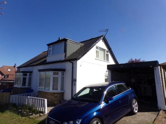 Thumbnail Semi-detached house for sale in Lyndhurst Close, Whitby, North Yorkshire, .