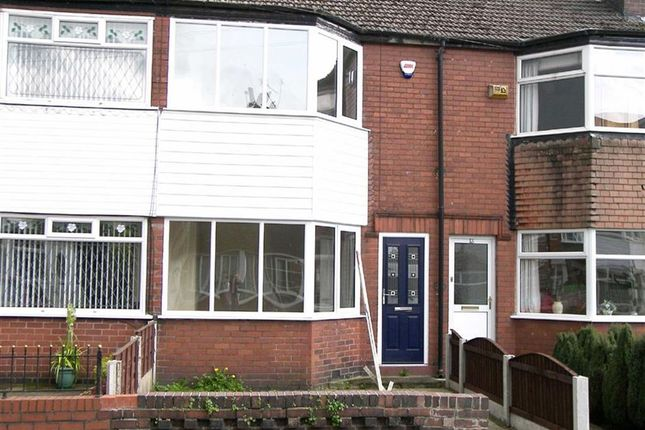Thumbnail Town house to rent in Rossall Avenue, Chapelfield, Manchester