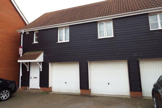 Thumbnail Maisonette to rent in Frenesi Crescent, Bury St. Edmunds