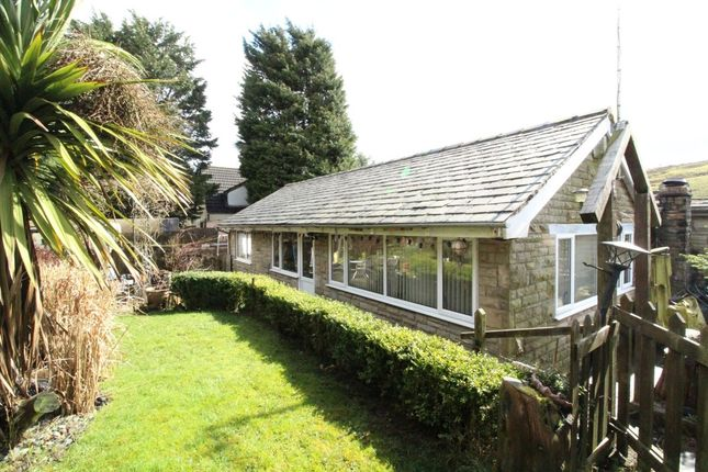 Thumbnail Bungalow for sale in New Line, Bacup