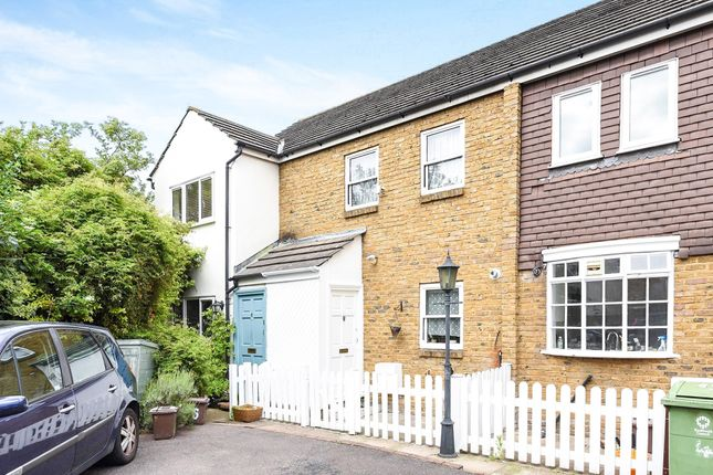 Thumbnail Terraced house for sale in Shelley Close, London