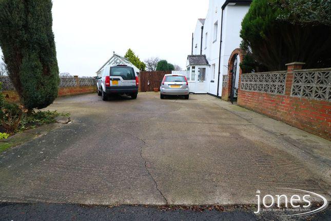 Driveway of Burtree Lane, Darlington DL3