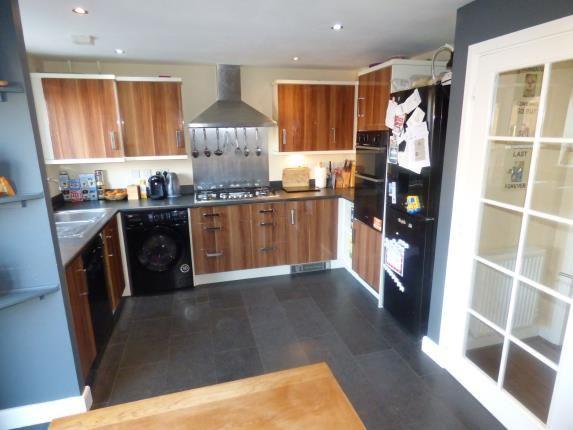 Kitchen 2 of Wheatcroft Way, The Sidings, Swindon, Wiltshire SN1