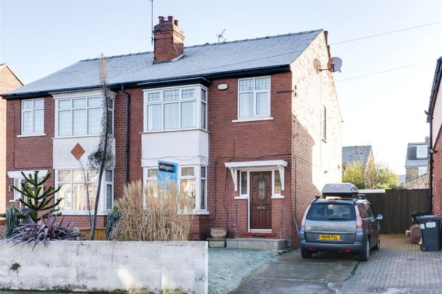 Thumbnail Semi-detached house for sale in The Grove, Doncaster