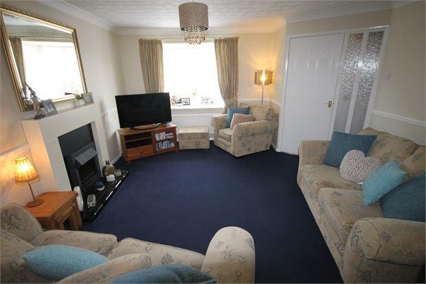 Lounge of Catkin Way, Balderton, Newark, Nottinghamshire. NG24