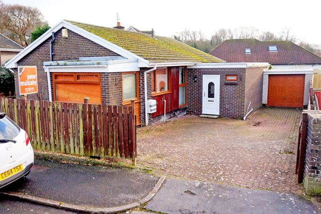 Thumbnail Detached bungalow for sale in Ashgrove, Dinas Powys