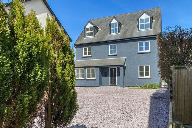 Thumbnail Detached house for sale in Llangammarch Wells