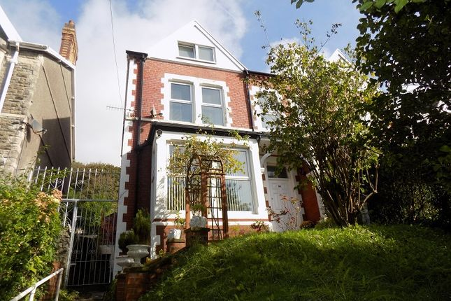 Semi-detached house for sale in Pentyla Baglan Road, Baglan, Port Talbot, Neath Port Talbot.
