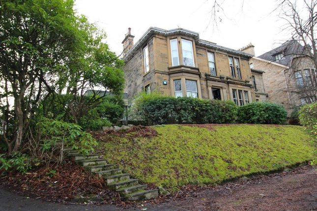 Thumbnail Flat to rent in Horselethill Road, Glasgow