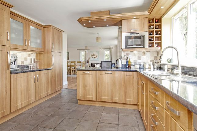 Thumbnail Detached house for sale in Brookside Bar, Brookside, Chesterfield
