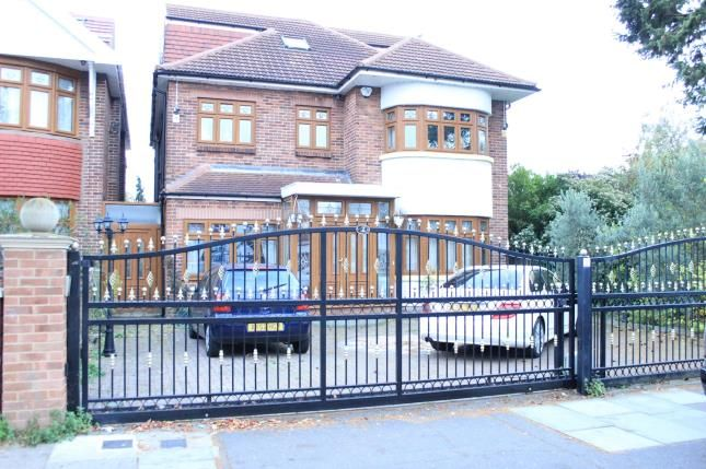 Thumbnail End terrace house for sale in Clayhall, Ilford, Essex