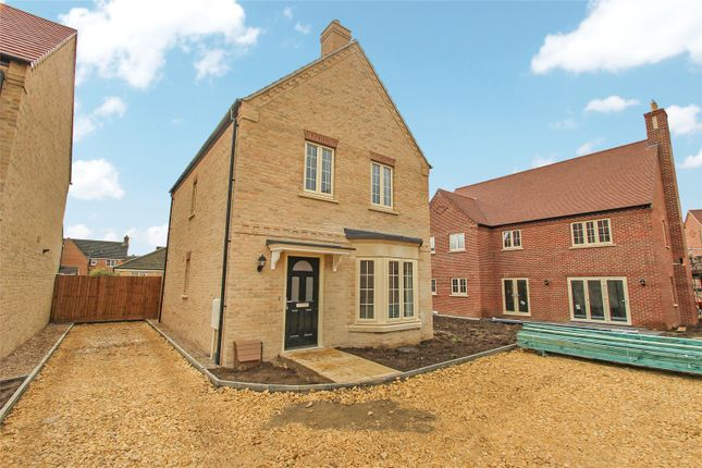 Thumbnail Detached house for sale in Ream Close, Silver Street, Godmanchester, Huntingdon, Cambridgeshire