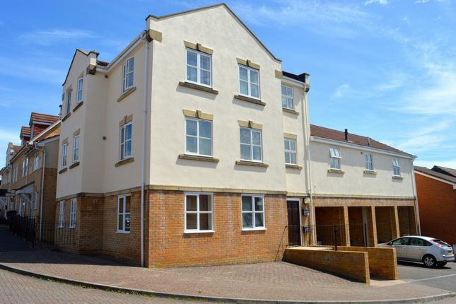 Thumbnail Flat for sale in Ermine Street, Yeovil