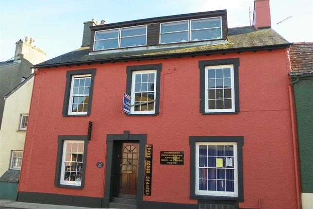 Thumbnail Semi-detached house for sale in Main Street, Fishguard